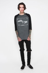 Iron Fist/Enlightenment Raglan Tee IFM004740