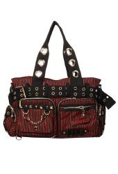 Banned Handcuff Handbag  BBN-754-BR