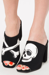 Iron Fist Dead Tire Slide Heel  IFW-005965
