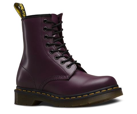 Dr. Martens Women's 1460 Purple Smooth  DR-11821500