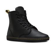 Dr. Martens Shoreditch Black Greasy lamper  DR-13524004