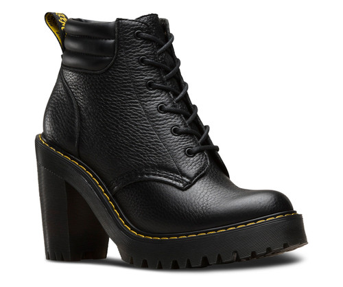 Dr. Martens Persephone Black Aunt Sally  DR-22409001