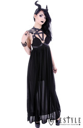 Restyle Pentagram Dress  RST-DRS-1609