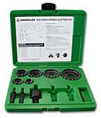 Greenlee 930G - Hi-Speed Cutter Kit