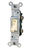 Leviton 1451-2 - 15A 120V Toggle Framed Single-Pole AC Quiet Switch