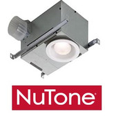 NuTone 744NT - Recessed Exhaust Fan with Light