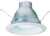 "Juno 28W-WH - Recessed Lighting 6"" Ultra-Trim Baffle Wet Location Approved"