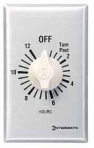 Intermatic FF15MC - 15 Minute Auto Shut-Off Timer
