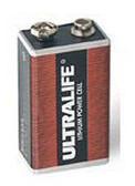 Ultralife ALIT1010 - 9 Volt Lithium Battery