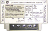 GE CR460XMM - 3-Wire 24VAC Conversion Kit for Mechanically Held Contactors