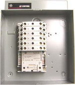 GE CR463LD0AJA10A0 - CR460 Series 12 Pole 120V Electrically Held Lighting Contactor w/ Enclosure