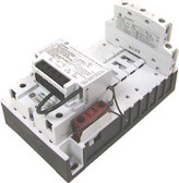 GE CR463M20NJA - CR460 Series Open 2 Pole 120V Mechanically Held Lighting Contactor