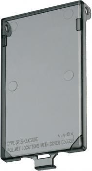 Arlington DBVC - Vertical IN BOX Clear Replacement Cover
