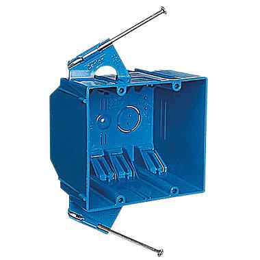 Thomas and Betts B232ACP - 2 Gang Nonmetallic Boxes 32 CU Inch Zip Box W/Nails