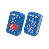 Ideal 62-200 - LinkMaster Data Communications Cable Tester w/Remote