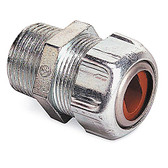 """T&B 2443TB - 1 1/4"""" (Max: .640 x 1.050 Min: .490 x .900) Watertight Connector for Oval Cable"""