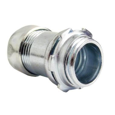 """Appleton 7150S - 1-1/2"""" Steel EMT Compression Connector"""