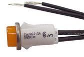 Selecta SL53416-5-BG - 28 Volt Amber Indicator Light