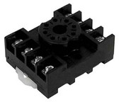 Selecta SR67083A-BG - Track/Surface Mounting Relay Socket