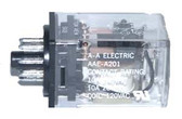 Selecta SR67S200A4 - DPDT, 24 VAC Coil, 10 Amp Relay