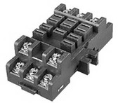 Selecta SR6811N - Track/Surface Mounting Relay Socket