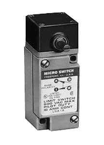 Honeywell Micro Switch 1LS1 - 1NC 1NO DPDT Limit Switch