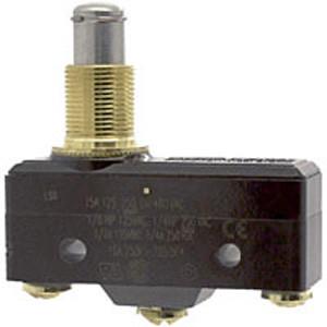 Honeywell Micro Switch BZ-2RQ1-A2 - SPDT, 15 Amp 125 Vac Limit Switch
