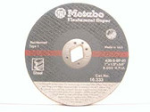 "Metabo 616333000 - 7"" Type 1 Cutting Wheel - Circular Saws"