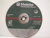 "Metabo 616334000 - 7"" Type 1 Cutting Wheel - Circular Saws"