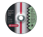 "Metabo 616554000 - 6"" Type 27 Depressed Center Grinding Wheel - Small Grinders"