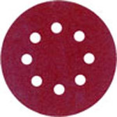 """Metabo 631226000 - 5"""" Random Orbit Sanding Discs - 40 Grit"""