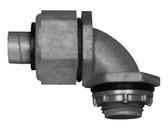 """Carlon LT20C - Carflex 3/8"""" 90 Liquidtight Connector"""