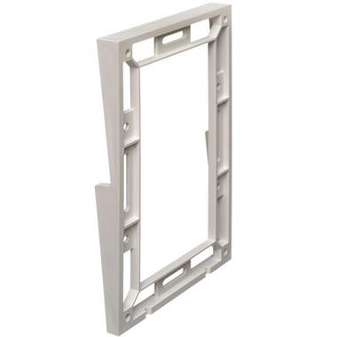 "Arlington DBVR141 - 1/2"" Lap Siding Profile Adapter Plate - Vertical"