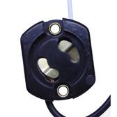 Leviton 396 - 660W, 250V Medium Bi-Pin Lamp Starter Base