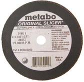Metabo 655323000 - Original Slicer Wheel