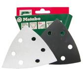 Metabo 24947 - 320 Grit Sanding Pads - 5pcs.