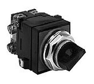 GE CR104PSG21B91 - Heavy-Duty 30.5 mm Watertight - Oiltight Selector Switch