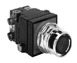 GE CR104PBT11R3S3 - Heavy-Duty 30.5 mm Standard Push Button