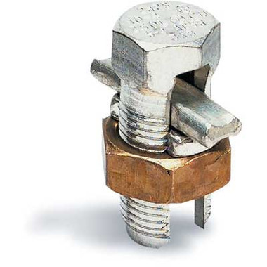 T&B (1HPS) Plated Split-Bolt Connectors with Spacer