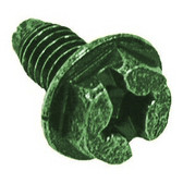 NSI GSH - Green Screws with Washers