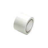 "Brady 58253 - 3"" x 36 yds. White Aisle Marking Tape"