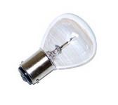 Miniature Lamp 1196 - 37.5W, 12.5V RP11 Double Contact Bayonet BA15d Base