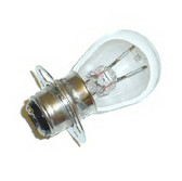 Miniature Lamp 1634 - 20W, 20V S8 Double Contact Prefocus Flanged Base