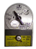 Marktime (39401) 3 Dime Accurate Meter