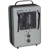 Qmark MMHD1502T - 120V, 1300/1500W Portable Fan-Forced Utility Heater