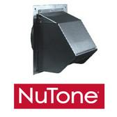 "NuTone 843BL - 6"" Wall Cap - Black"