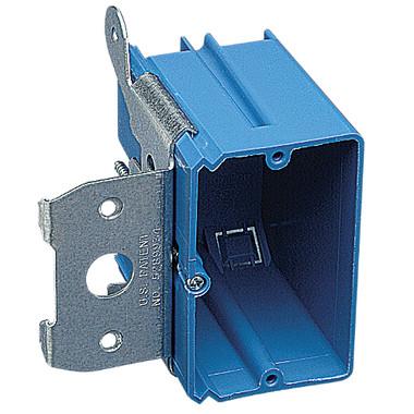 Carlon B121ADJ - Adjust-A-Box Single Gang Wall Box