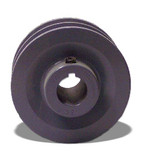 """Masterdrive 2BK34-11/8 - 1-1/8"""" Two Groove Bored-To-Size Sheaves"""