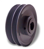 Masterdrive (2VP71-1-3/8) 1-3/8in Two Groove Cast Iron Sheaves