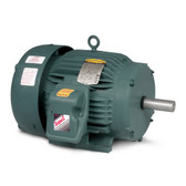 Baldor Motor ECP2333T-5 - 15HP 3PH 1760RPM 254T TEFC 575V